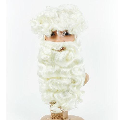 Santa Claus Set Wig