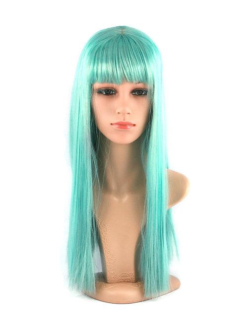 Kylie 3999L  Long Straight Wig w Full Bangs