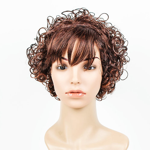 Eun11447 Korean Style Synthetic Wig
