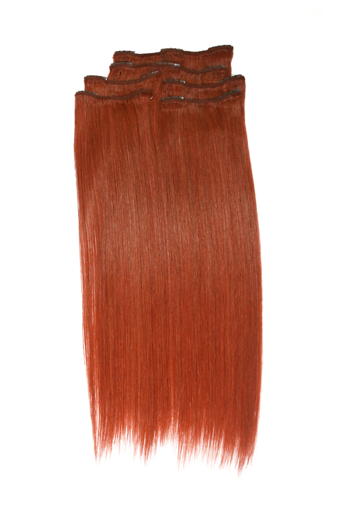 16 Inches 350 RED COPPER- Full Head Package
