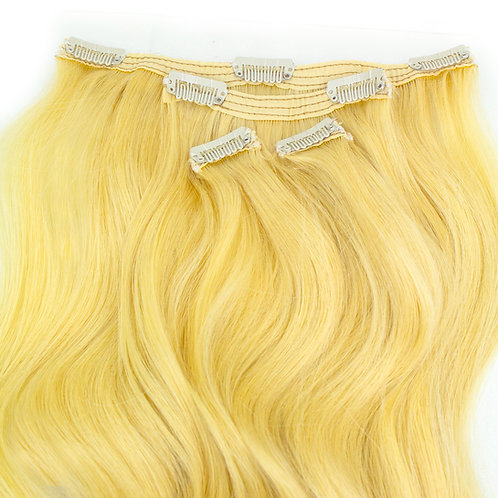 Light Color Wholesale Hair Extensions FULL PACKAGE