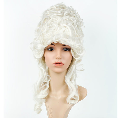 Victorian GT03 Ice Blonde Synthetic Wig