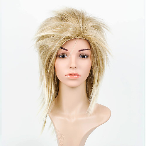 Tina Turner Synthetic Wig