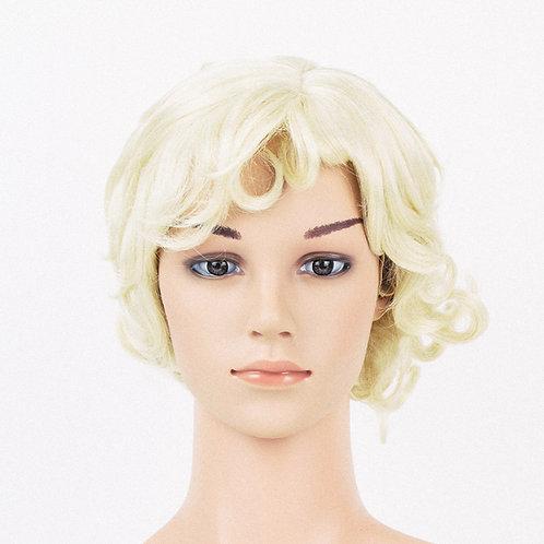 Marilyn Short Blonde Wig