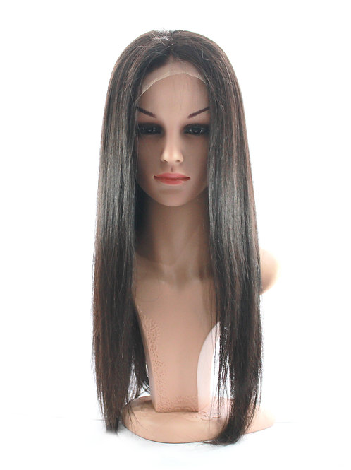 "KIM -26"" Lacefront Human Hair Wig"