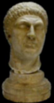 Roman Marble Portrait Head 1st Cent. A.D