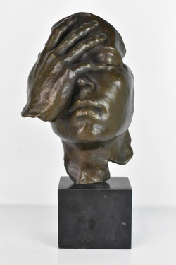 Salvador Dali Bronze