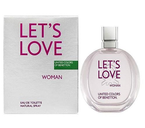 Lets Love Benetton