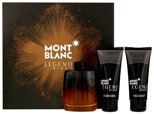 Set Mont Blanc Legend Night