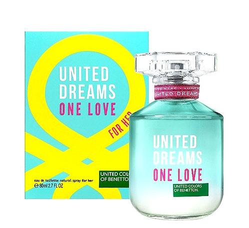 United Dreams One Love