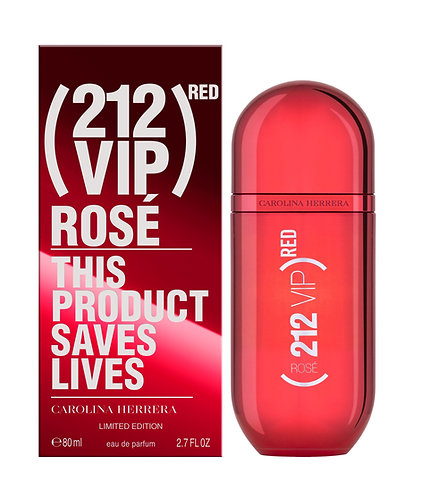 212 Vip Rose Red