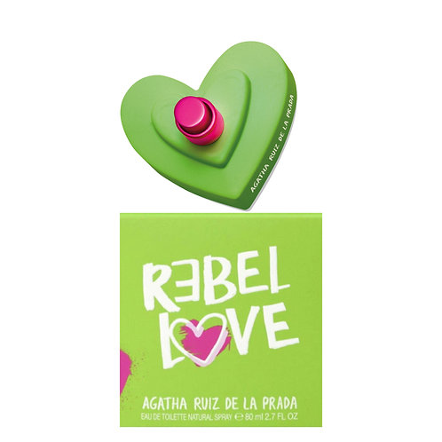 Rebel Love Agatha