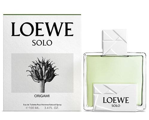 Solo Loewe Origami