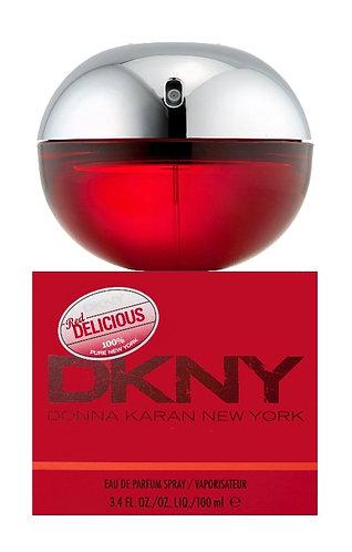 DKNY Red