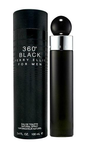 360 Black Perry Ellis