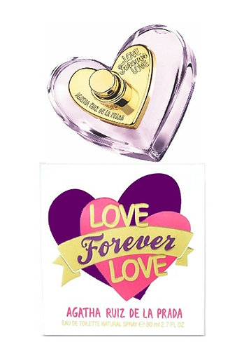 Love Forever Love by Agatha