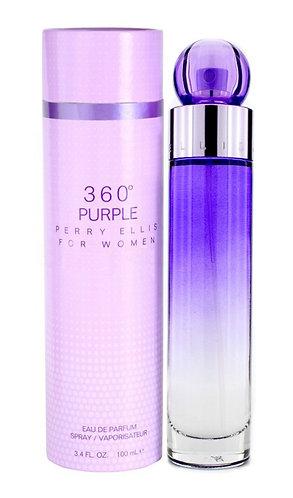 360 Purple Perry Ellis