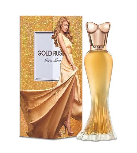 Gold Rush Paris Hilton
