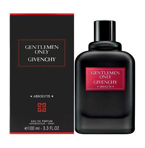 Gentleman Only Absolut