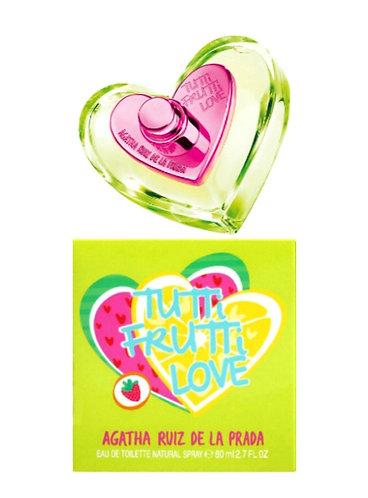 Tutti Frutti Love Ágatha