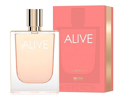 Alive Hugo Boss