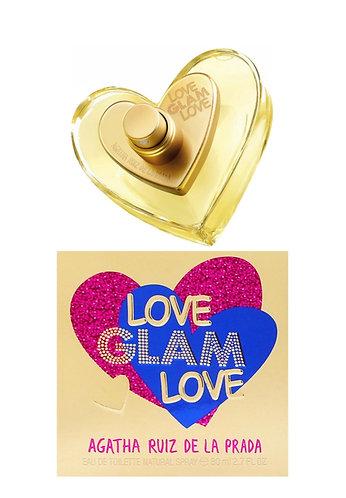 Love Glam Love Agatha