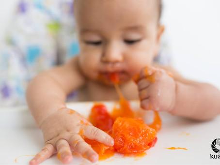 BLW: Baby Led Weaning - Vantagens e como iniciar.