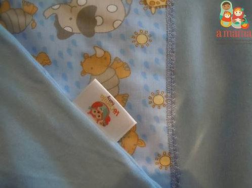Wrap Sling bichos- 100% algodão