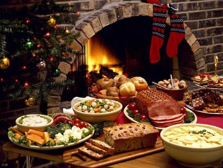 Dicas da nutricionista para as festas de fim de ano (gestantes, lactantes e crianças)