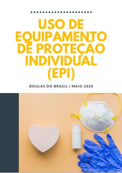 Uso de Equipamento de Proteção Individual (EPI)