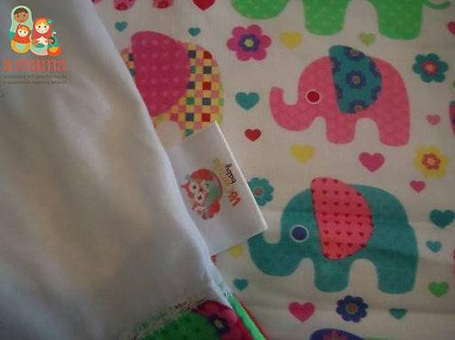 Wrap Sling elefante - 100% algodão