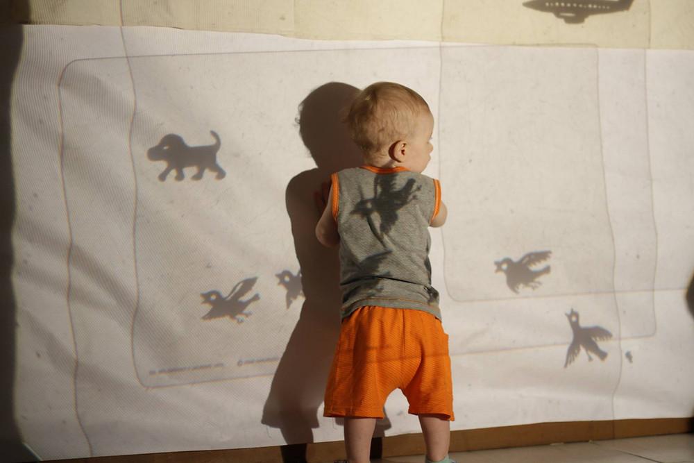 Crédito fotográfico: Andre Fernandes - Imagem cedida pela Casa da Infância