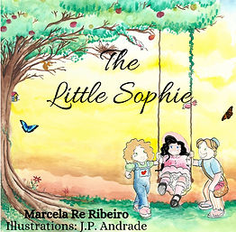 Capa The Little Sophie1 - Clube dos Auto