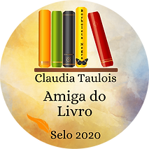 Amiga do Livro - Claudia Taulois
