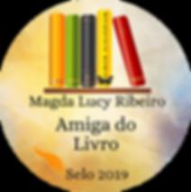 Amiga do Livro - Magda Lucy Ribeiro