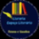 Logo Livraria Espaço Literário