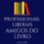 Selo Amigo do Livro - Profissionais Liberais