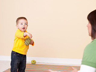 Get Your Kid Moving: Fun Gross Motor Activities to do Around the Home