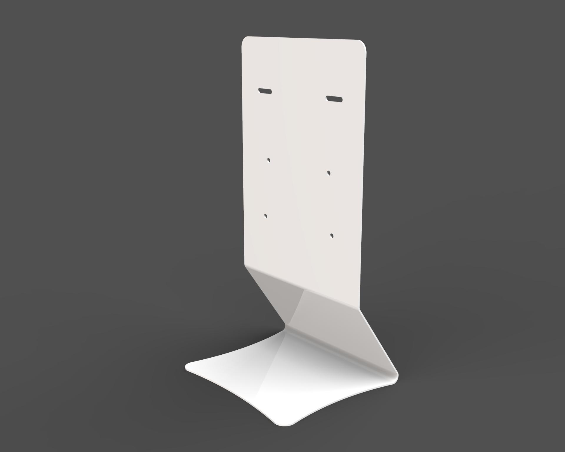 Tradeline - Desktop Hand Sanitizer Stand