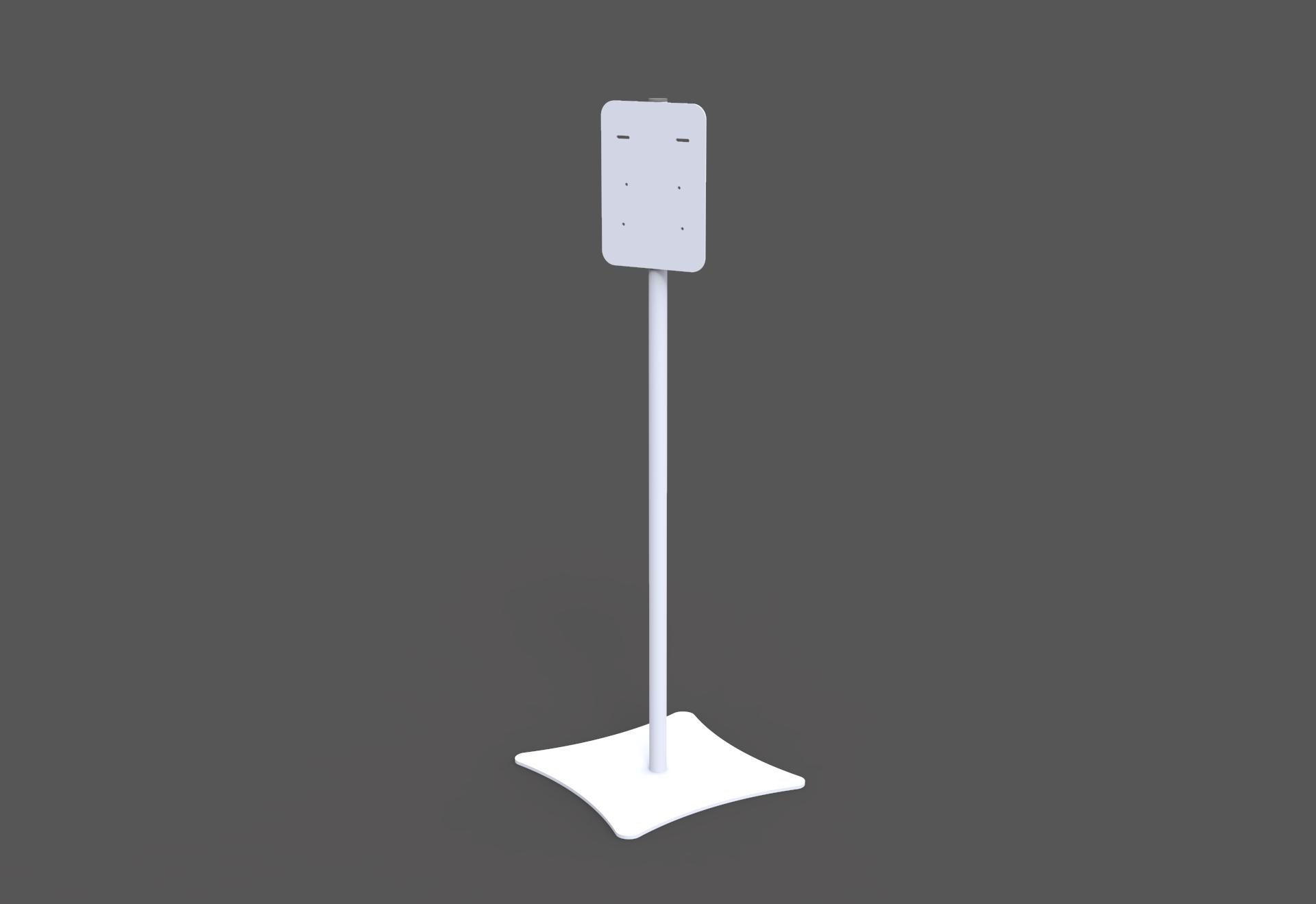 Tradeline - Sanitizer Stand Rev B.26