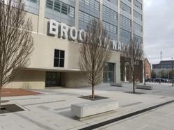 Brooklyn Navy Tree Grates