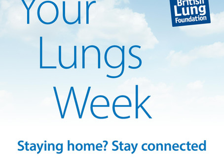 It's love your lungs week!