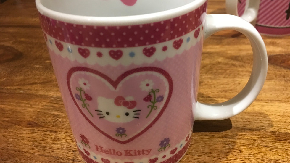 Hello Kitty Ceramic Mug