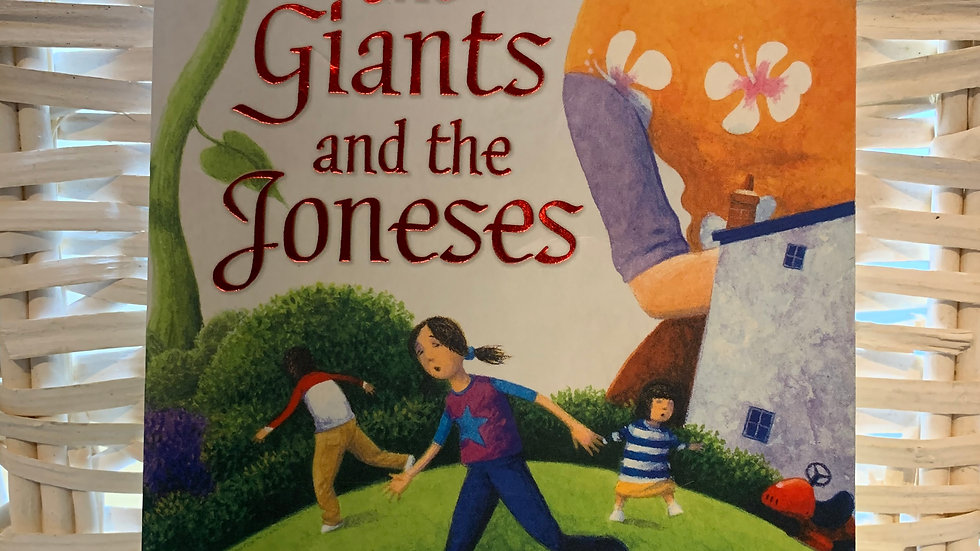 Giants and the Joneses Book