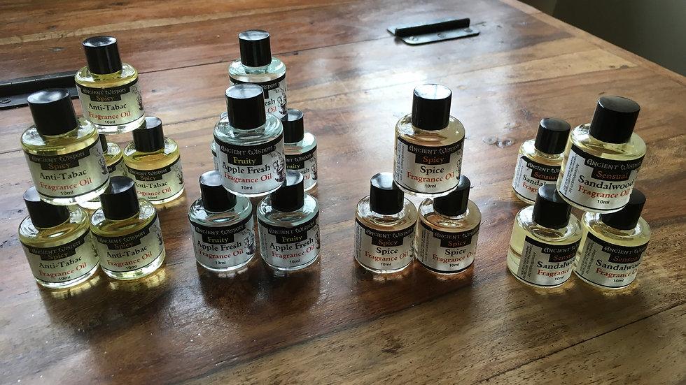 Oil Burner Scented Fragrance