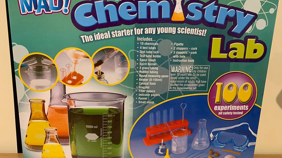 Science Mad Chemistry Lab 100