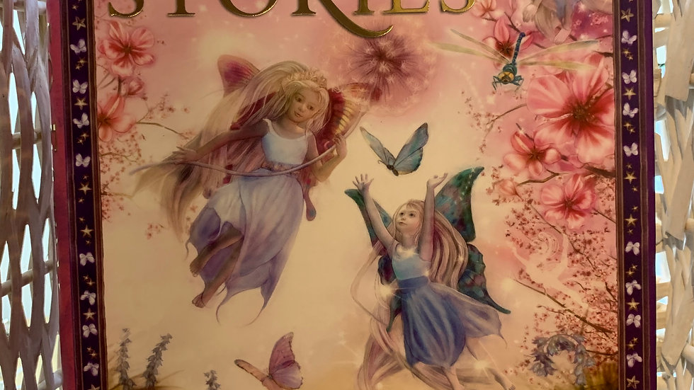50 Fairy Stories Collection Book