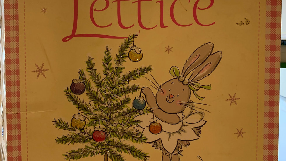Lettice - A Christmas Wish Book