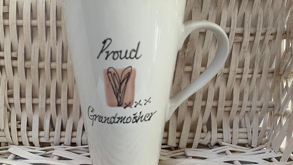 Grandmother Ceramic Mug