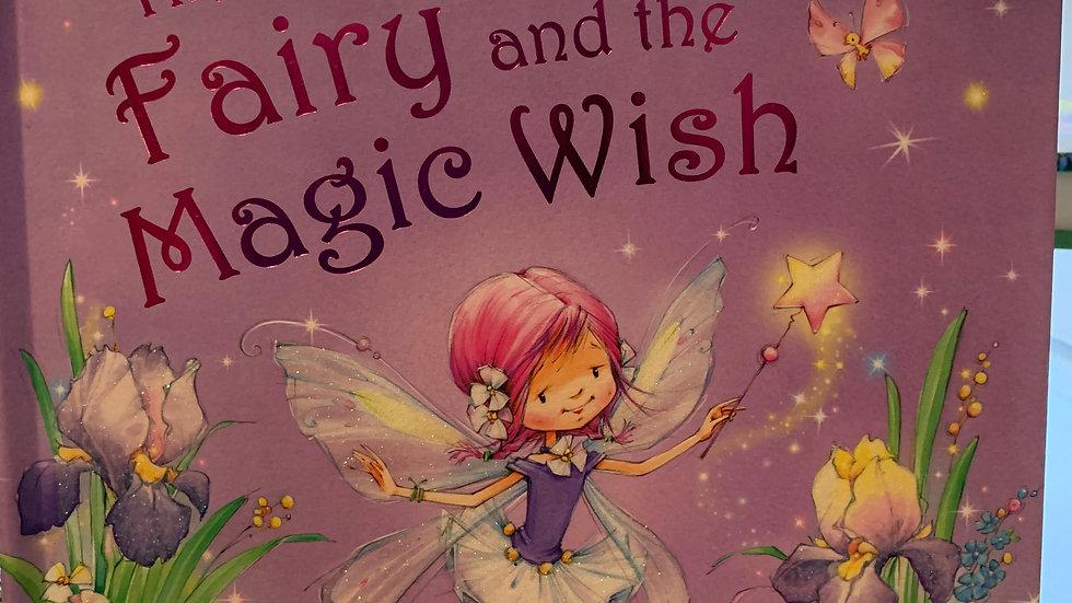 3D Fairy Hardback Book